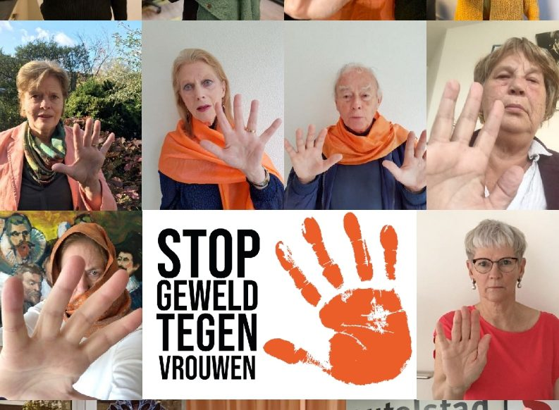 stop violence against women Zonta